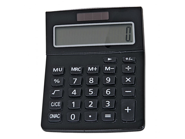 12 Digit Calculator