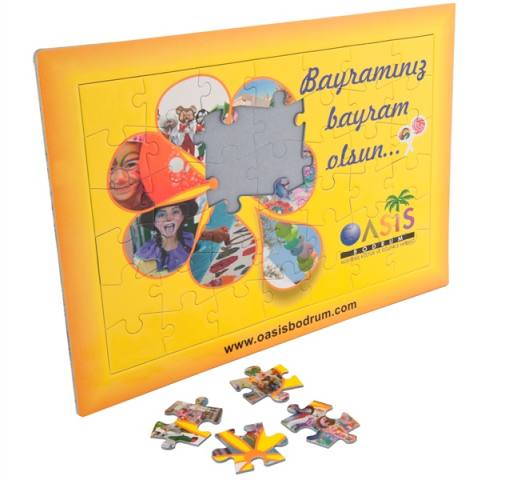 A4 Puzzles 50 Pieces Jigsaw