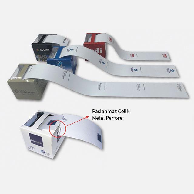Adhesive Roll Memo Pad