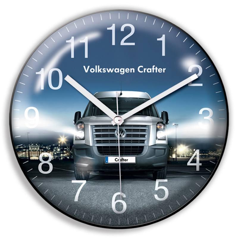 Aluminum Wall Clock (35 cm)