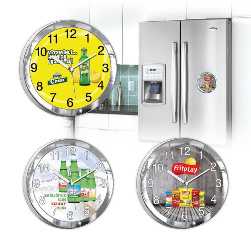 Aspat Magnet Fridge Clock