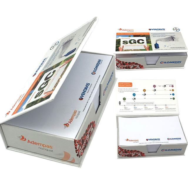 Boxed Memo Pad