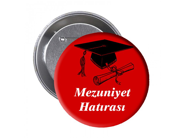 Button Badge (75 mm)