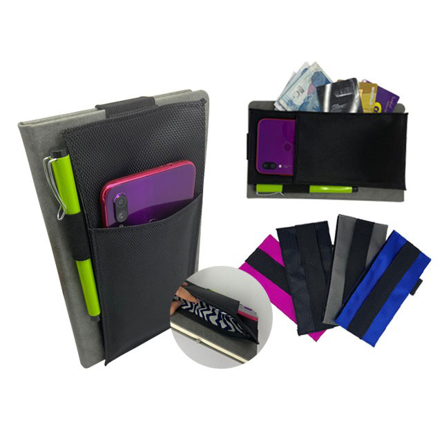 Multipurpose Notebook and Agenda Bag