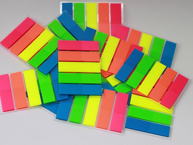 Colorful PVC Bracket