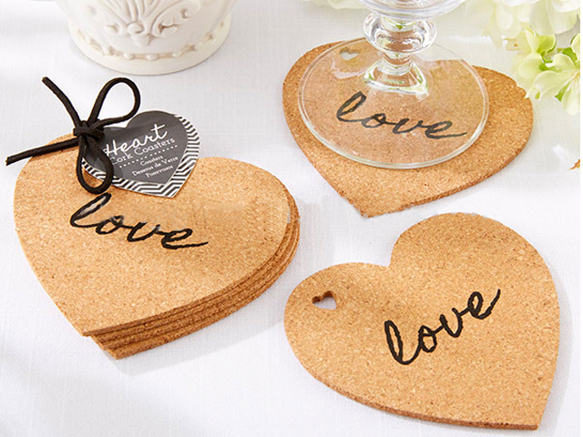 Special Shaped Cork Coasters