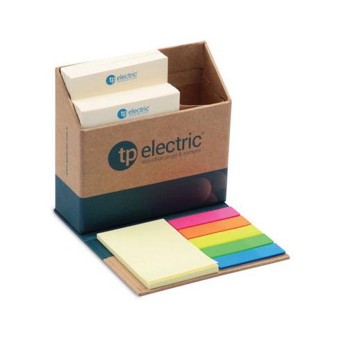 Desktop Magnet Notepad Set