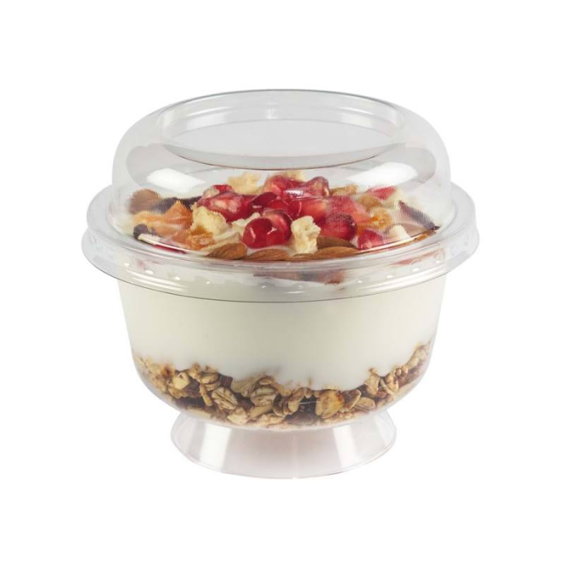 Footed Bowl 200 ml PS