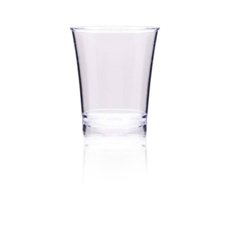 Disposable Tulip Glass 240 ml