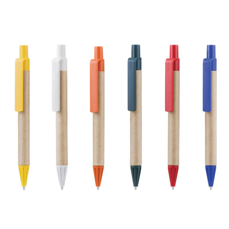 Eco-Friendly Plastic Ballpoint Pen