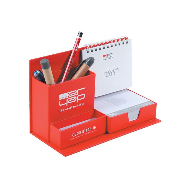 Hard Box Organizer Calendar