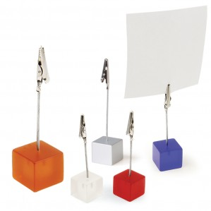 Cube Note Holder