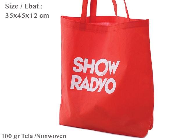 Nonwoven Bag (35x45x12 cm)