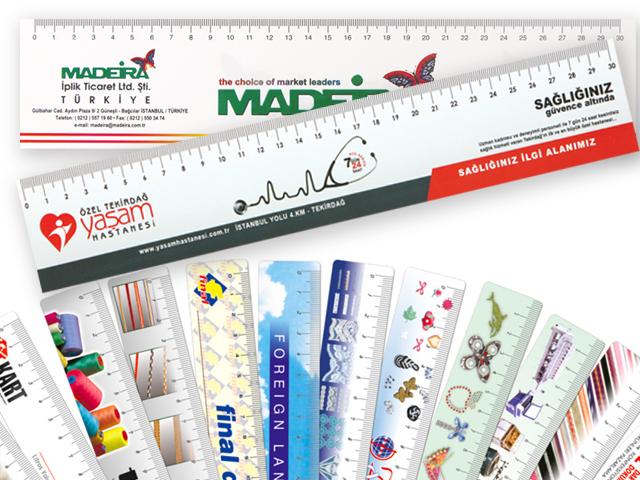 PVC Flexible Ruler (30 cm)