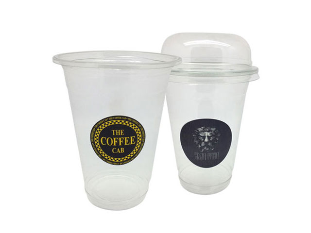 Pet Cups 16 oz (500ml)