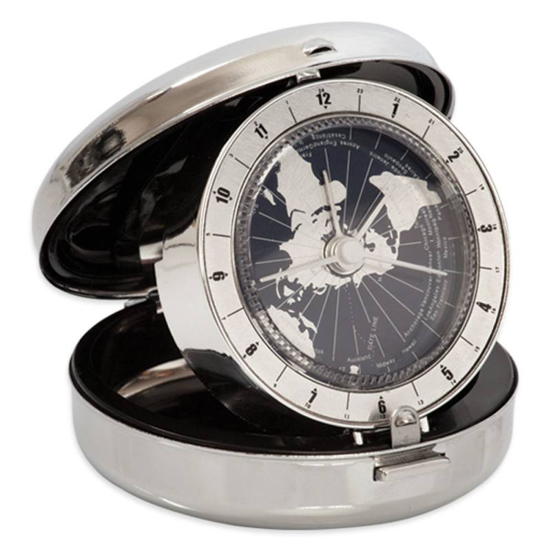 Planet Table Clock