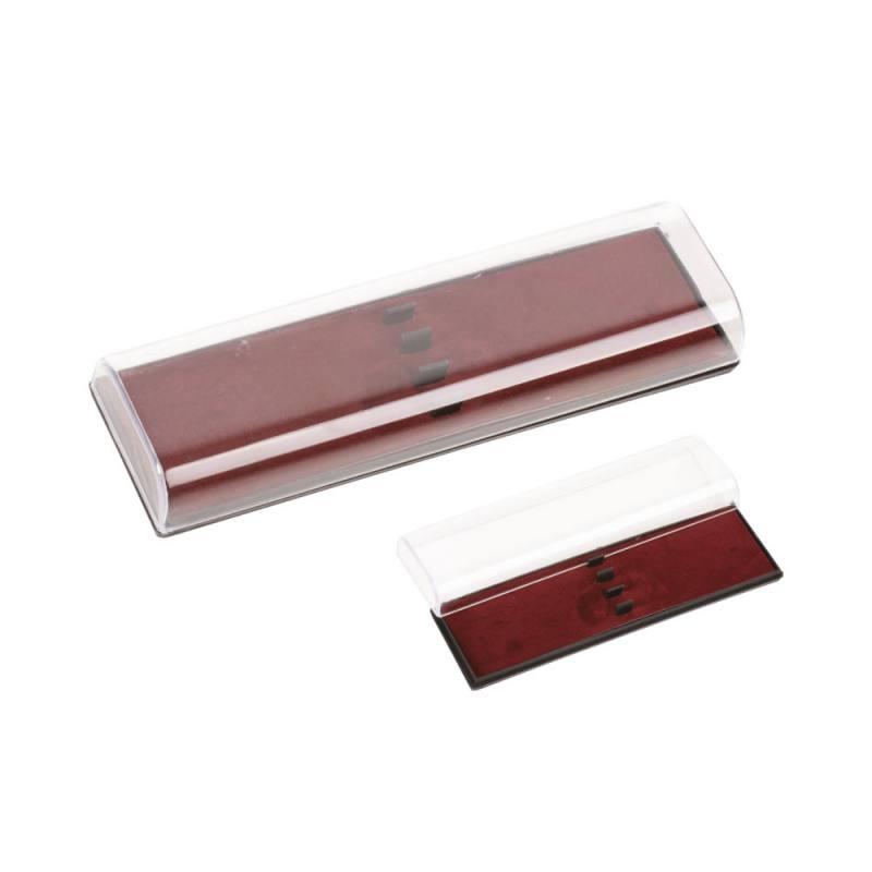 Plastic Double Pencil Case