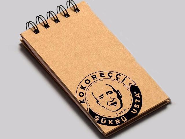 Pocket Size Bloknot 50 Sheets