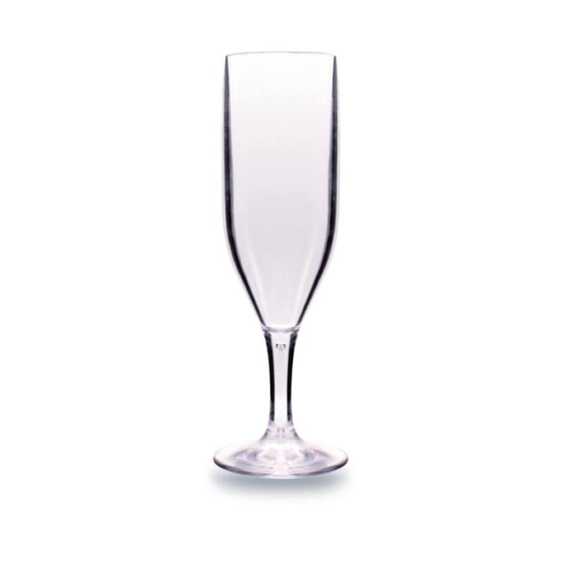 Polycarbonate Premium Champagne Glass