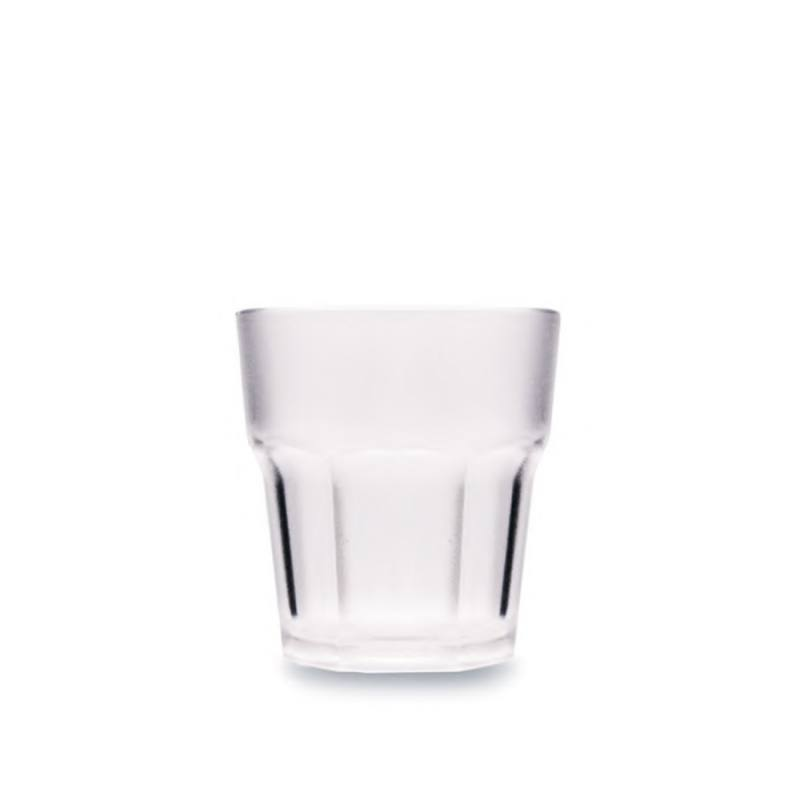 Polycarbonate Premium Frosted Tumbler 250 ml