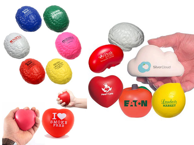 Promotional Shaped Stress Ball