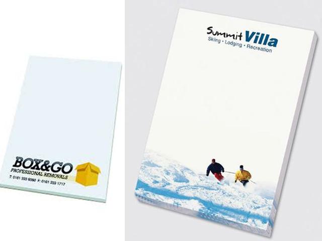 Self Adhesive Memo Pad (5x7cm) 25 sheets