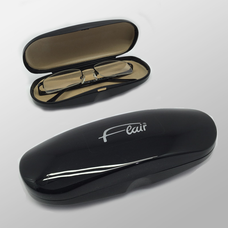 Shiny Plastic Glasses Case