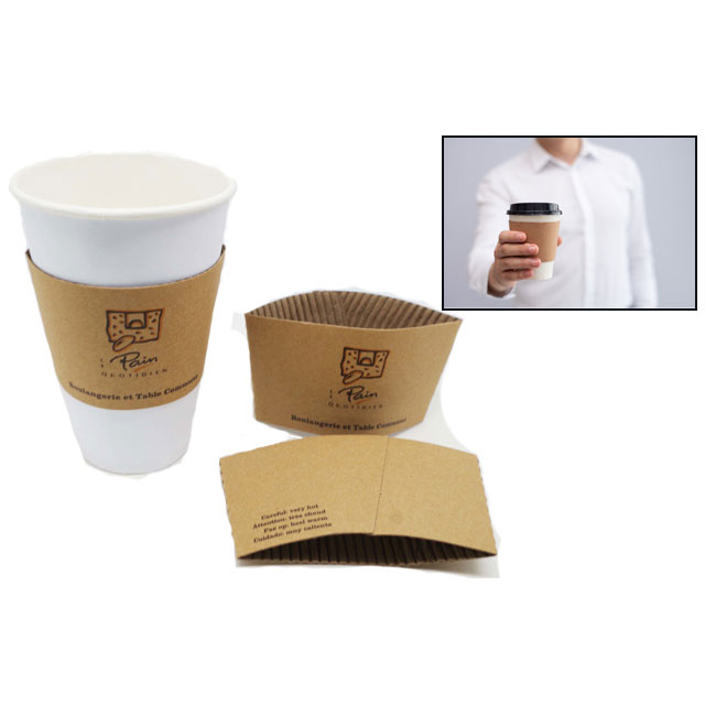 Sleeve For 14 oz Paper Cups