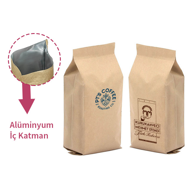 Small Size Kraft Paper Bag