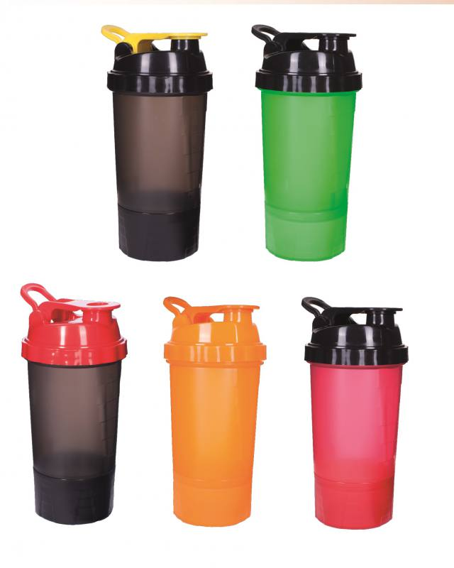 Suspended Protein Shaker Mixer with Leggings