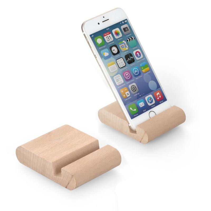 Wooden Phone Holder