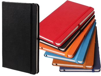 13x21 cm Thermo Leather Notebook