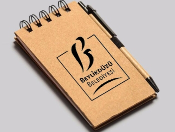50 Sheets Pocket Size Memo Pads, with Pen