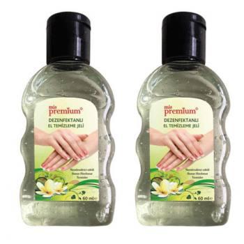 60 ml Antibacterial Hand Sanitizer
