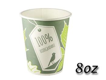8 Oz (250 cc) Paper Cup