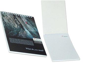 A4 Spiral Bound Notebook