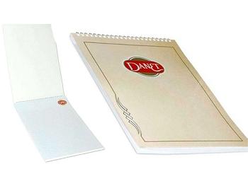 A5 Spiral Bound Notebook