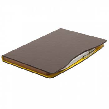Arch Cut Cover Notebook