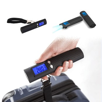 Digital Luggage Scale with Powerbank