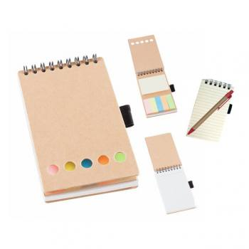 Eco-Friendly, Pen, Notepad
