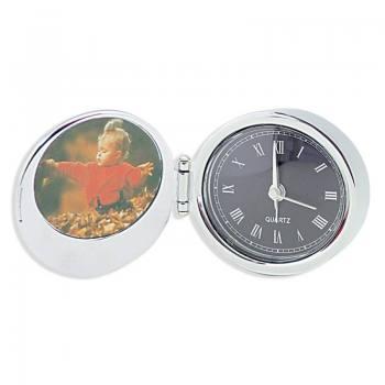 Globe Table Clock