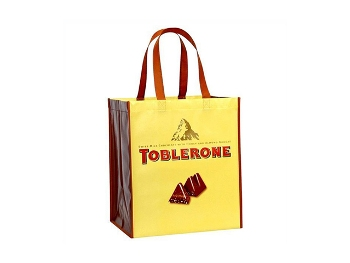 Laminated Tela Bag (30x36 cm)