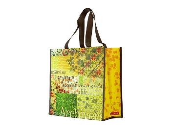Laminated Tela Bag (40x40x10 cm)