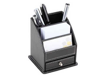 MS-1656 - Leather Pencil Holder