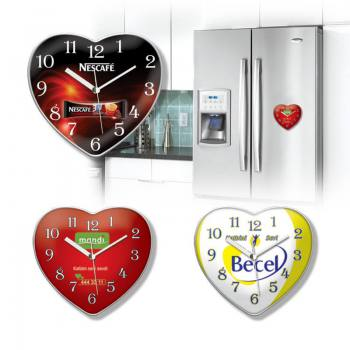 Magnet Fridge Clock