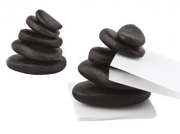 Magnetic Stone Paper Holder