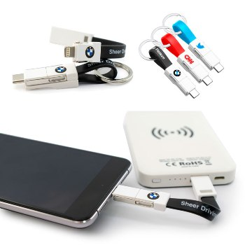 Magnetic iOS, Android and Type-C Connection Cable