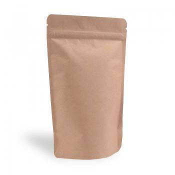 Medium Size Kraft Aluminum Side Gusset Bag