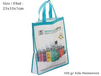 Nonwoven Bag ( 25x35X7 cm)