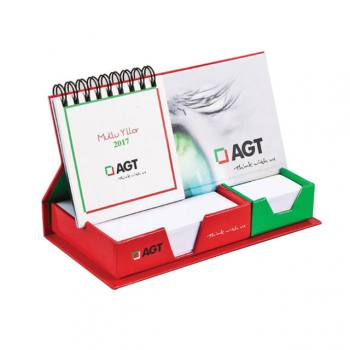 Notepad Calendar Set